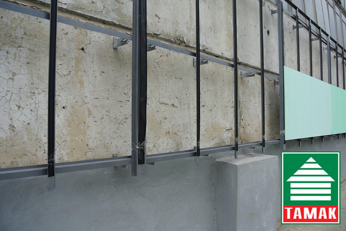 Вентилируемый фасад - фото 1