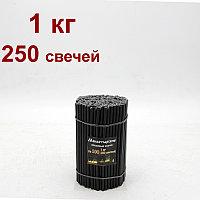 Свечи черные цена от 24.5 тенге 1 шт Длина свечи 165мм