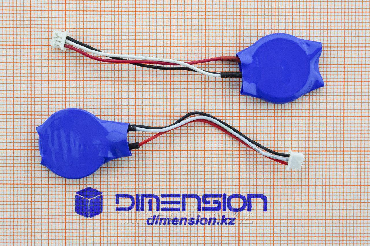 Батарейка 3V BIOS, CMOS для ноутбука CR2032 3 pin для DELL M2400 E5400 E6400