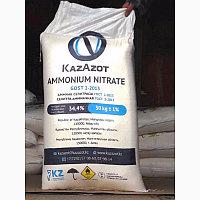 Аммиачная селитра , 50кг + 1% , Азот - 34,4%