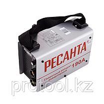 Сварочный аппарат  инверторный  САИ 190 Ресанта, фото 2