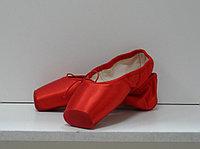Пуанты R-Class (атлас, красный)