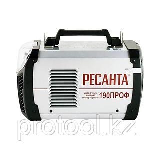 Сварочный аппарат  инверторный  САИ 190 ПРОФ Ресанта, фото 2