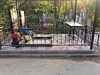 """Благоустройство мест захоронений  тротуарной плиткой """"Комбинированной"""", фото 1"""