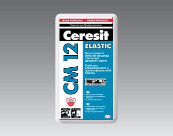 Клей для крупной напольной плитки Ceresit CM 12