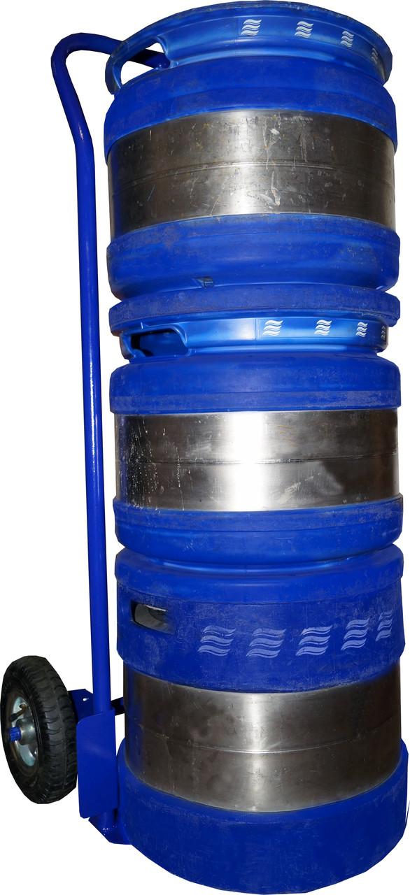 Тележка для транспортировки пивных кег Кега 3 (Арт. 3391-T)