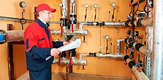 Ремонт систем отопления в Алматы и области