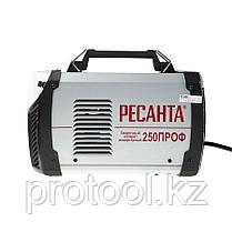 Сварочный аппарат  инверторный   САИ 250 ПРОФ Ресанта, фото 3