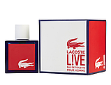 Мужской парфюм Lacoste Lacoste Live, фото 2