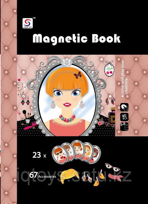 Магнитная мозаика - Прически и макияж