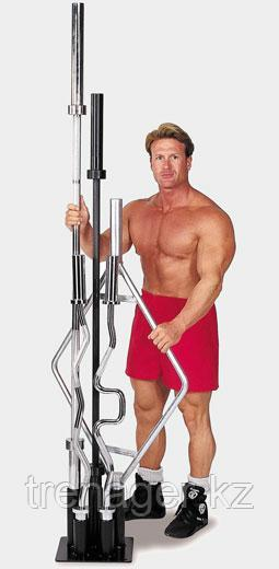 Подставка для олимпийских грифов--Body Solid GOBH-5/OBH-5