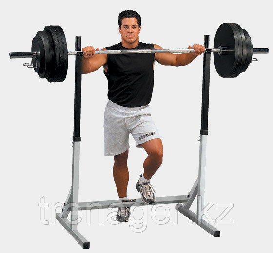 Стойка для штанги Body Solid Powerline PSS60