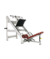 BRONZE GYM H-022 Жим ногами под углом 45 градусов (КОРИЧНЕВЫЙ)