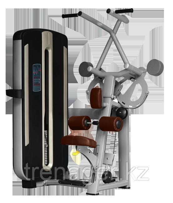BRONZE GYM MNM-012B Вертикальная кросс-тяга