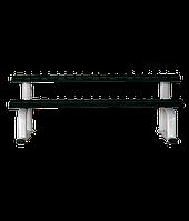 BRONZE GYM H-030L Подставка под гантели (КОРИЧНЕВЫЙ)