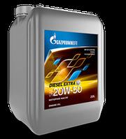 Моторное масло Газпромнефть Turbo Universal 20W50 10л