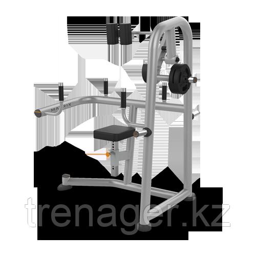 MATRIX MAGNUM MG-404 Тренажер для проработки мышц шеи (ЧЁРНЫЙ)