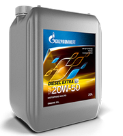 Моторное масло Газпромнефть Turbo Universal 20W50 20л