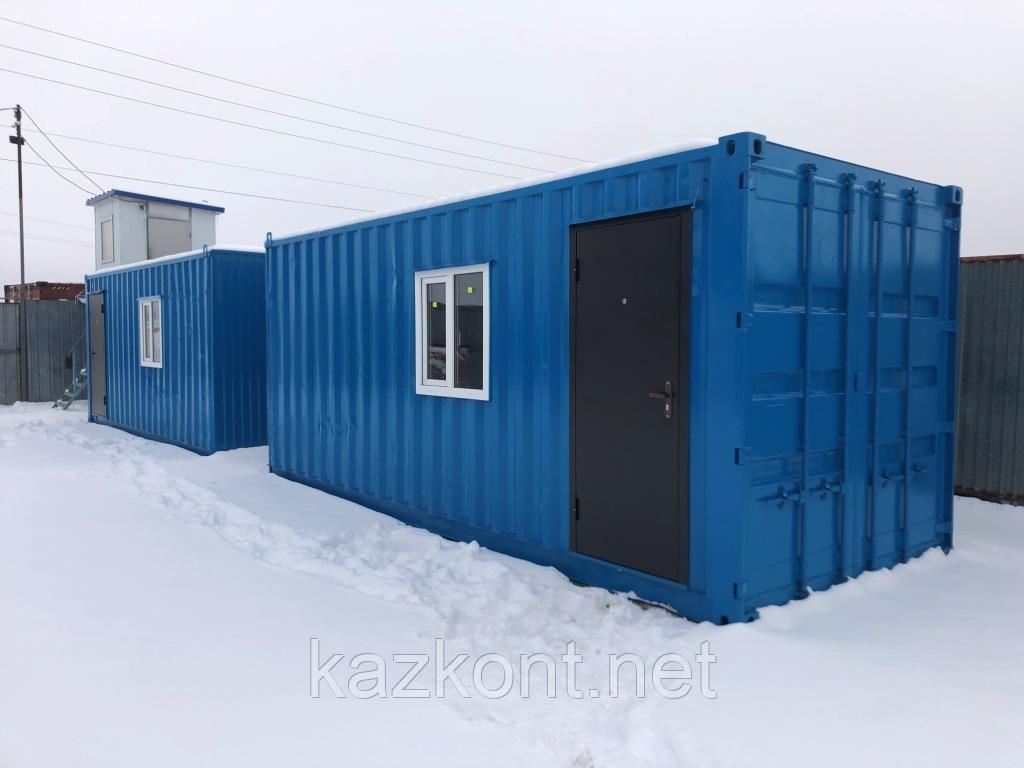 Контейнер утепленный, утепленный контейнер!