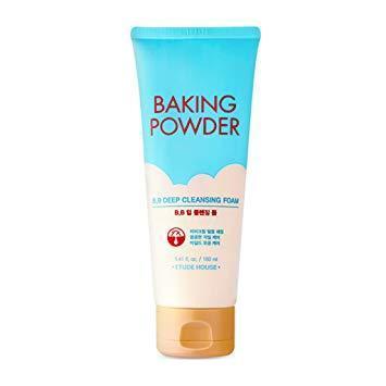 Пенка для лица Etude House Baking powder BB Deep Cleansing foam, фото 2