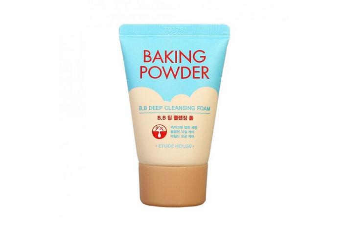 Пенка для лица Etude House Baking powder BB Deep Cleansing foam 30мл, фото 2