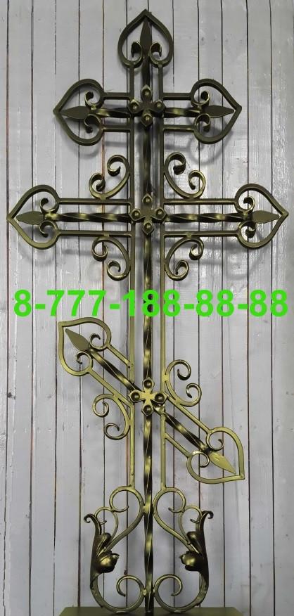 Кресты на могилу №11