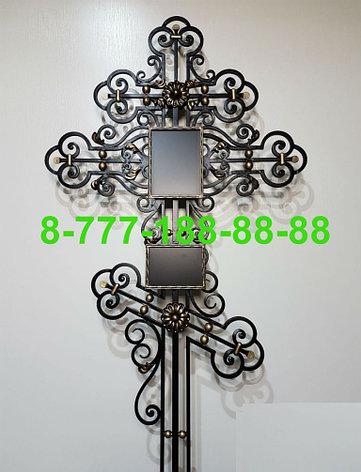 Кресты на могилу №17, фото 2