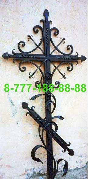 Кресты на могилу №18