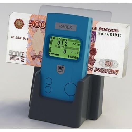Дозиметр радиации Radex RD1008