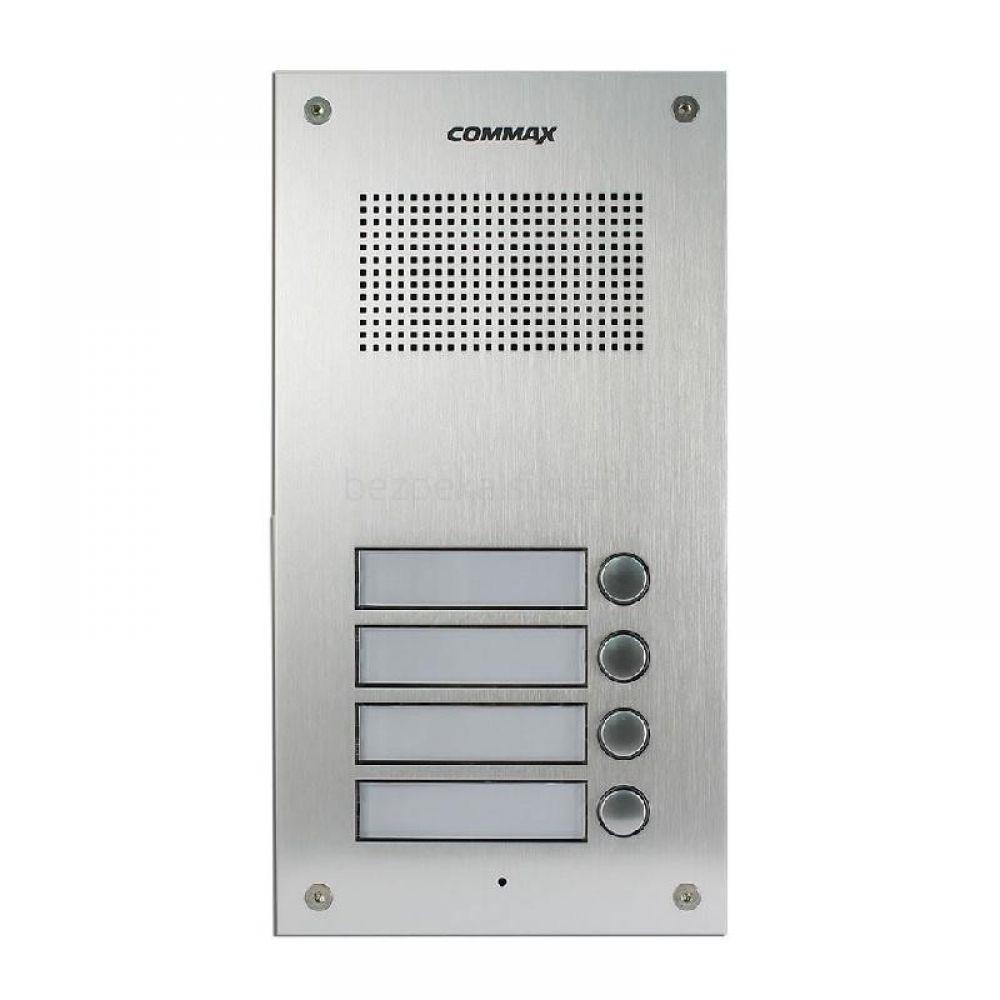 COMMAX - DR-4UM(M) Вызывная аудиопанель