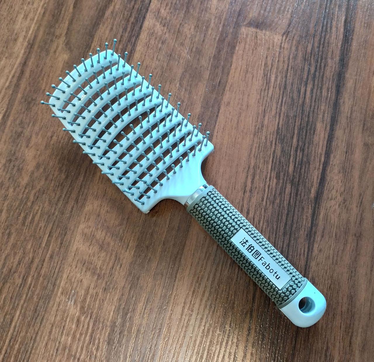 Расческа щетка массажная для волос