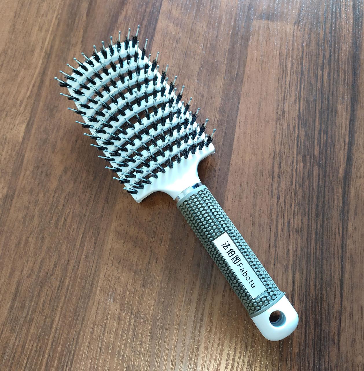Расческа щетка для густых волос