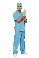 Костюм хирурга бирюзовый
