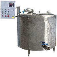 Ванна длительной пастеризации молока  ИПКС-072-1000-01П(Н)
