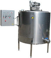Паровая сыродельная ванна ИПКС-022П(Н)
