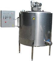 Паровая сыродельная ванна ИПКС-022(Н)