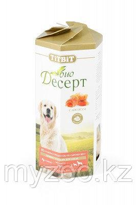 TitBit, Тит Бит Биодесерт, печенье для собак с лососем стандарт