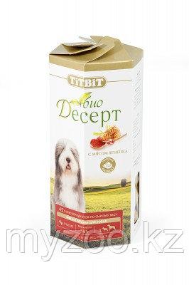 TitBit, Тит Бит Биодесерт, печенье для собак с мясом ягненка стандарт
