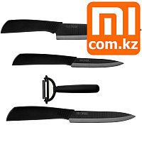 Набор керамических ножей 4 в 1 Xiaomi Mi Huo Hou Nano Ceramic Knife. Оригинал.