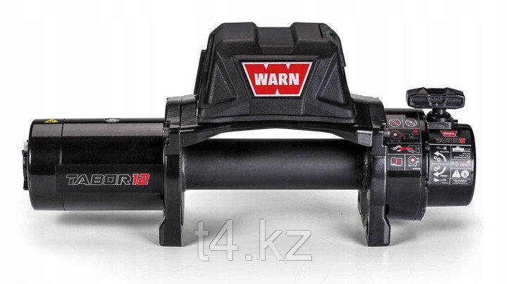 Лебёдка 5443 кг / 12000 lbs - WARN TABOR 12 без троса и роликов