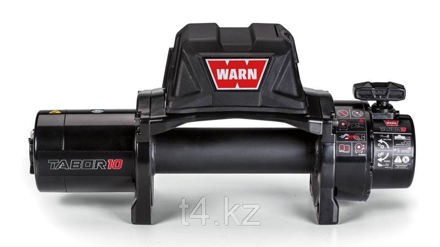Лебёдка 4535 кг / 10000 lbs - WARN TABOR 10 без троса и роликов