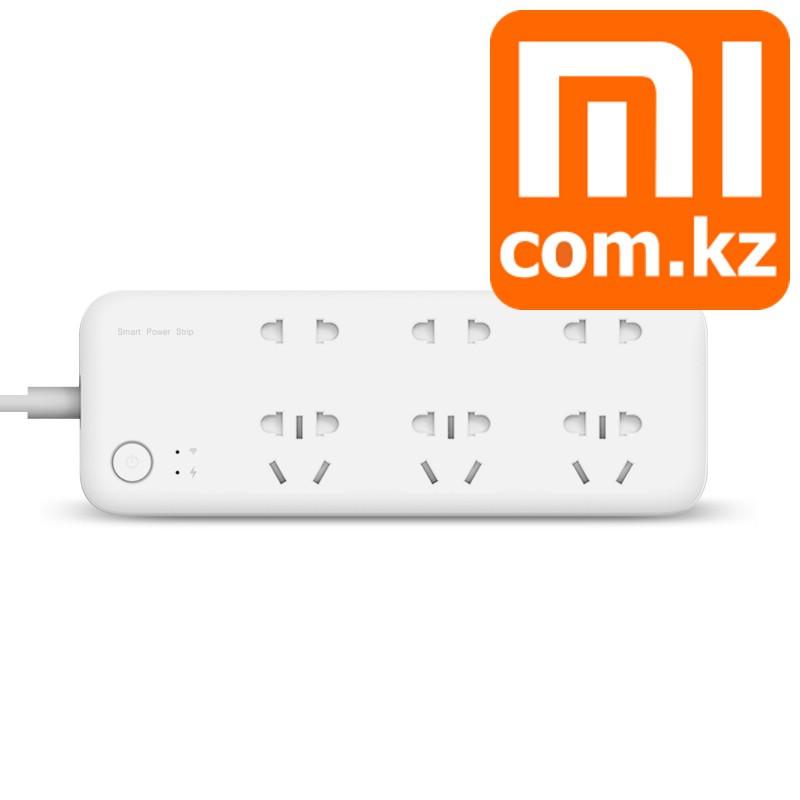 Удлинитель c Wifi с подсчетом затраченной энергии Xiaomi Mi Smart Power Strip. Оригинал.