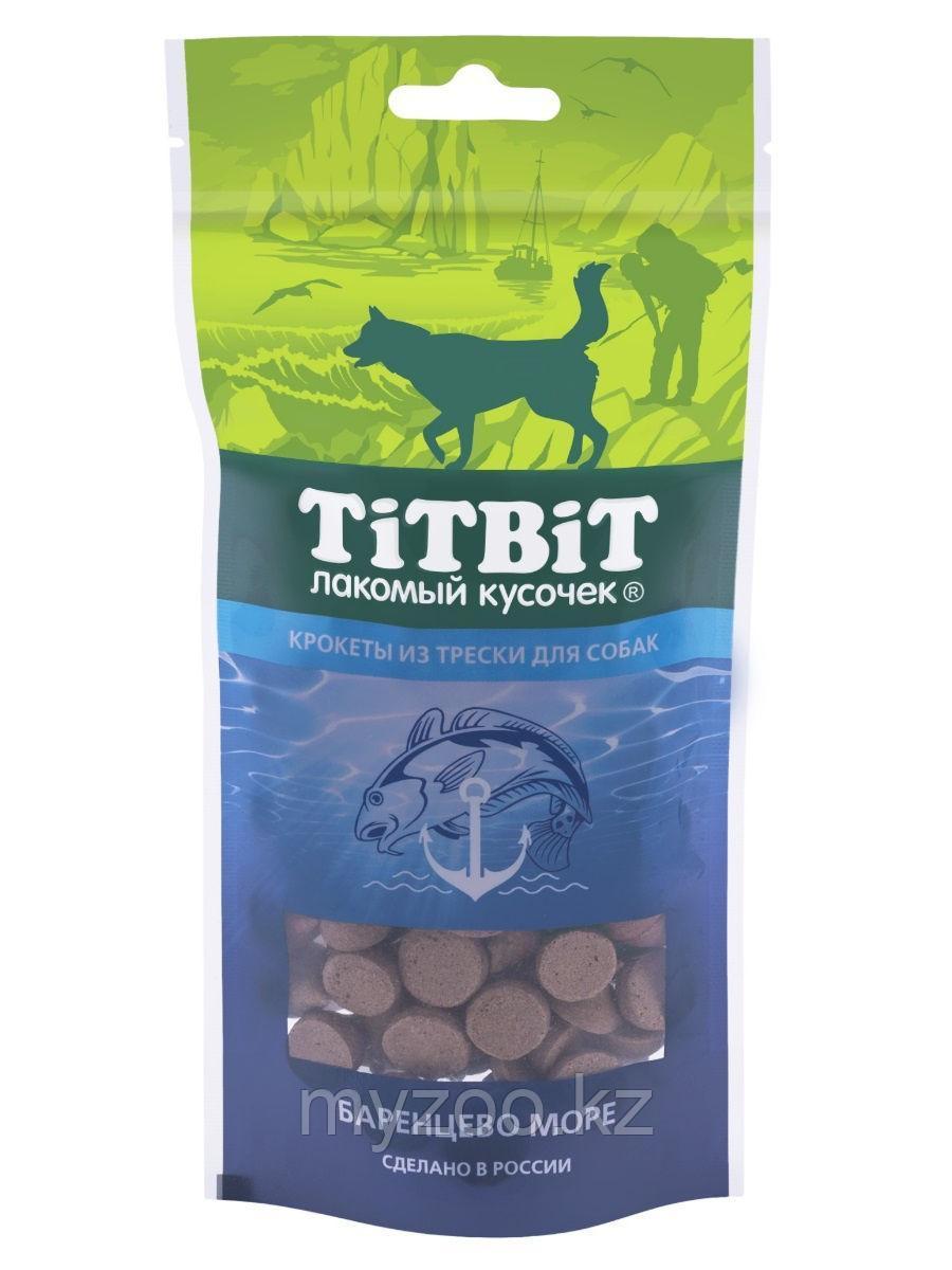 Tit Bit, Тит Бит Крокеты из трески для собак