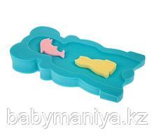 Поролоновый МАТРАС для ванны для новорожденного ТЕГА MAXI, большой