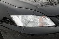 Накладки на передние фары классик Mitsubishi Lancer IX 2005-2007