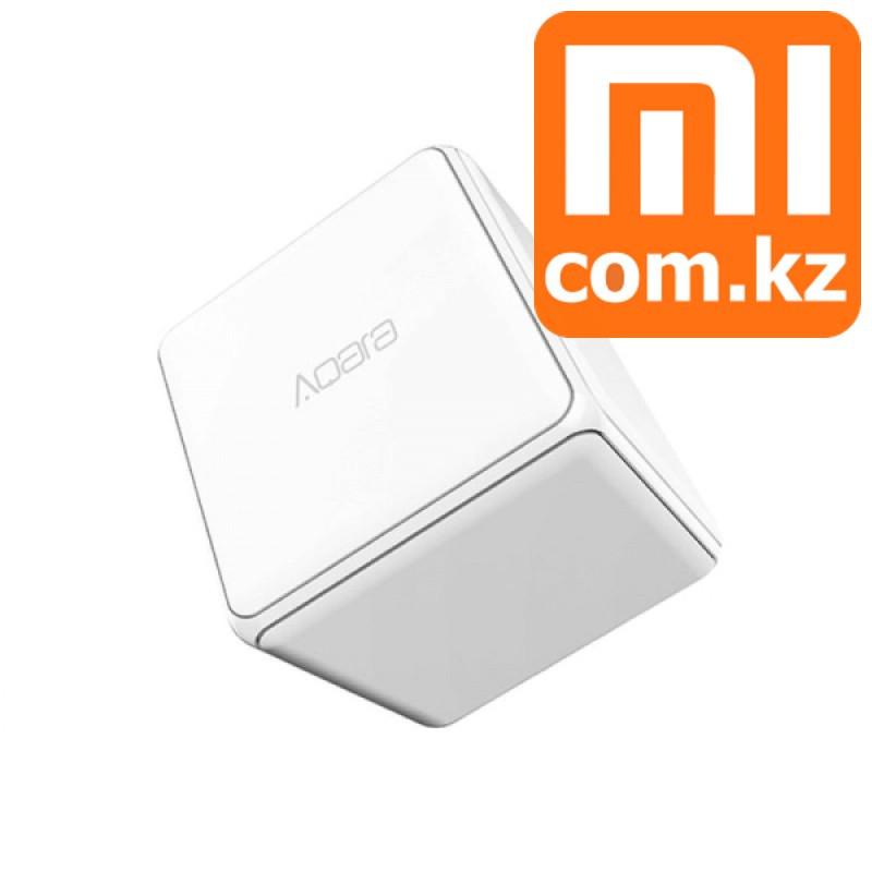 Куб контроллер Xiaomi Mi Aqara Cube controller, переключение устройств Умного Дома. Оригинал.