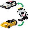 Машинка-трансформер   VooV Honda NSX - Полицейский автомобиль