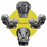 Автокресло 0-36 кг Lorelli  AVIATOR ISOFIX (FR-01) Черный-серый / Black& Light Gray 2119, фото 5