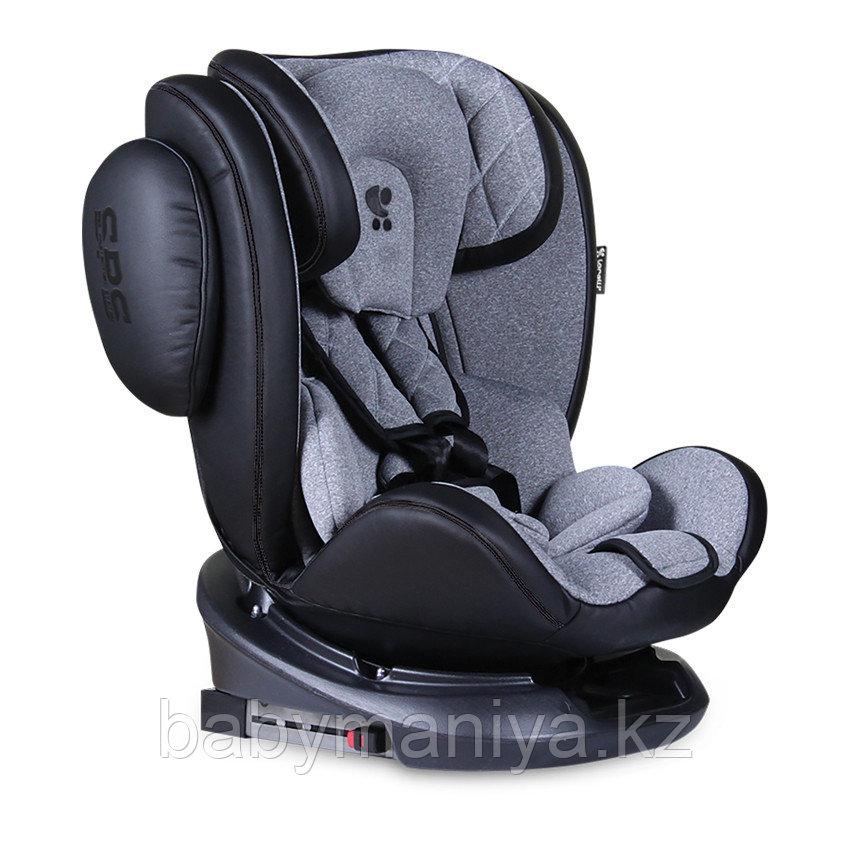 Автокресло 0-36 кг Lorelli  AVIATOR ISOFIX (FR-01) Черный-серый / Black& Light Gray 2119