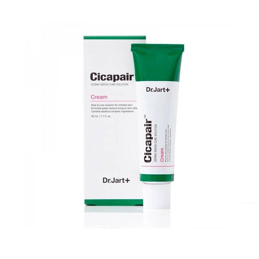 Крем для чувствительной кожи лица Dr. Jart+ Cicapair Cream Derma Green Solution 50 ml.